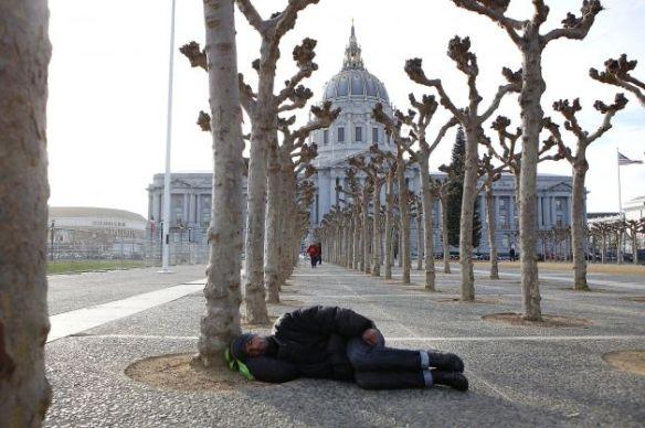 Sleepathon in San Francisco